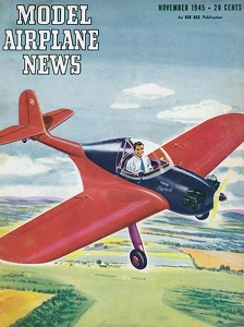 Model Airplane News 1945-11