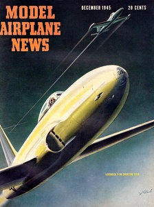 Model Airplane News 1945-12