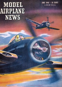 Model Airplane News 1946-06