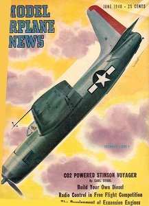 Model Airplane News 1948-06