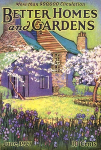 Better Homes and Gardens 1927-06
