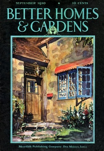 Better Homes and Gardens 1930-09