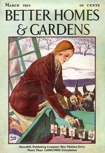 Better Homes and Gardens 1933-03