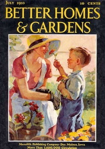 Better Homes and Gardens 1933-07