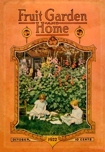 Fruit Garden and Home 1922-10