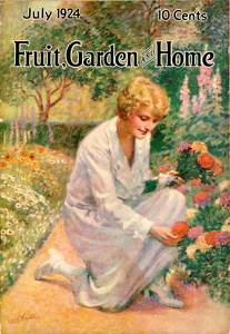 Fruit Garden and Home 1924-07