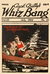 Capt. Billy's Whiz Bang 1922-07
