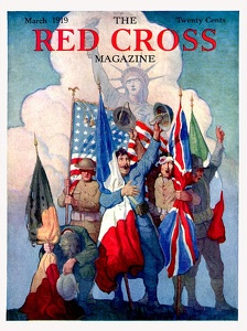 Red Cross Magazine 1919-03