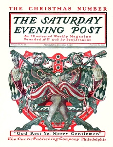 Saturday Evening Post 1901-12-07