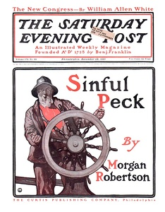 Saturday Evening Post 1901-12-28
