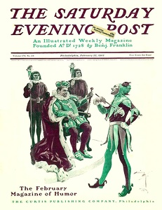 Saturday Evening Post 1902-02-22