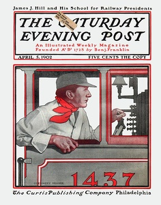 Saturday Evening Post 1902-04-05