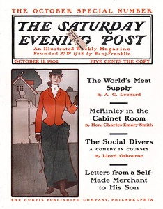 Saturday Evening Post 1902-10-11