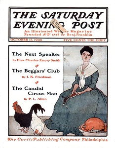Saturday Evening Post 1902-10-18