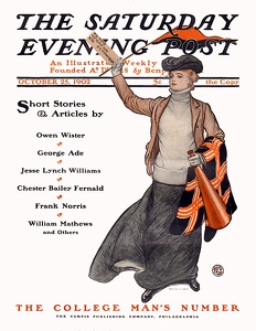 Saturday Evening Post 1902-10-25