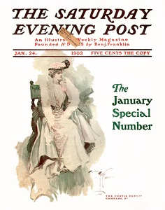Saturday Evening Post 1903-01-24