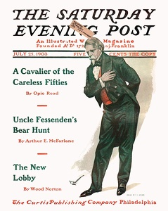 Saturday Evening Post 1903-07-25