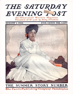 Saturday Evening Post 1903-08-01