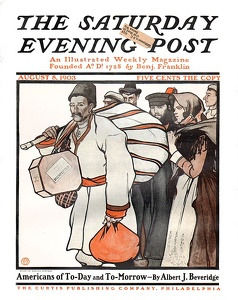 Saturday Evening Post 1903-08-08