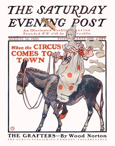Saturday Evening Post 1903-08-22