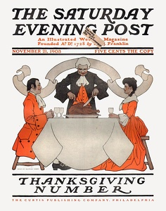 Saturday Evening Post 1903-11-21