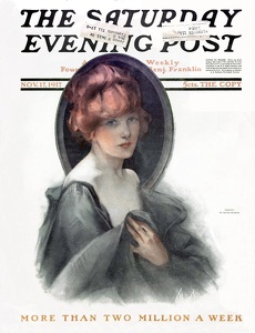 Saturday Evening Post 1917-11-17