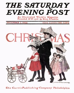 Saturday Evening Post 1903-12-05