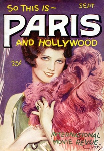 Paris and Hollywood 1927-09