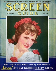 Screen Guide 1936-07
