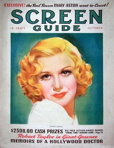 Screen Guide 1936-10