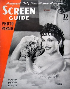 Screen Guide 1937-09