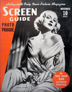 Screen Guide 1937-11