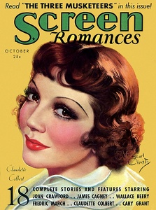 Screen Romances 1935-10