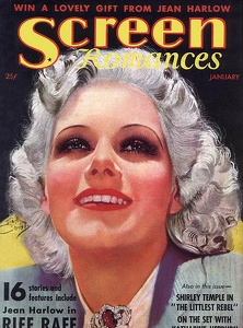Screen Romances 1936-01