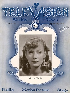 Television Weekly News 1931-04-18