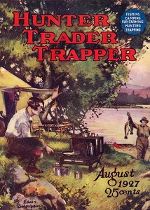 Hunter-Trader-Trapper 1927-08
