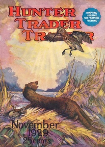 Hunter-Trader-Trapper 1929-11