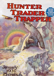 Hunter-Trader-Trapper 1931-01