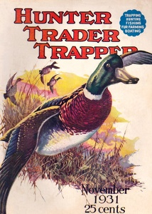 Hunter-Trader-Trapper 1931-11