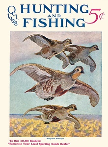 Hunting and Fishing 1928-10