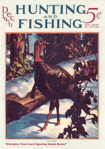 Hunting and Fishing 1930-12