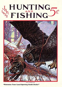 Hunting and Fishing 1932-01