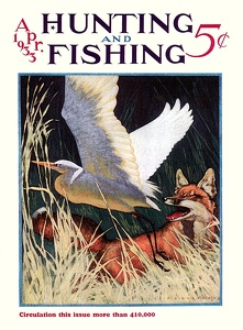 Hunting and Fishing 1933-04