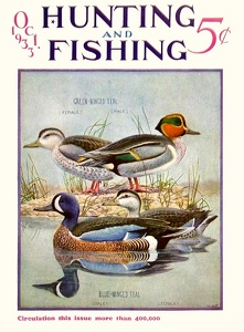 Hunting and Fishing 1933-10