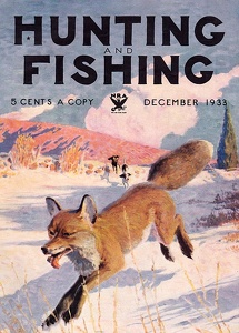Hunting and Fishing 1933-12