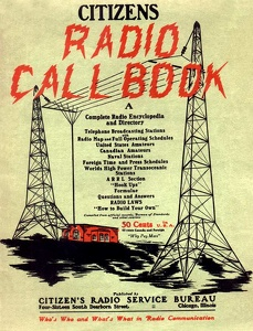 Citizens Radio Call Book 1923-05