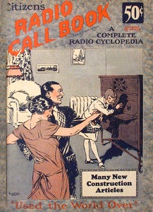 Citizens Radio Call Book 1926-03
