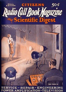 Citizens Radio Call Book 1929-09