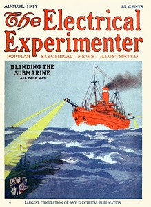 Electrical Experimenter 1917-08