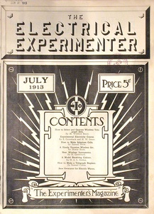 Electrical Experimenter 1913-07